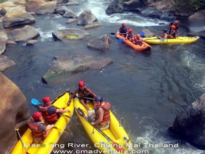 Rafting Chiang Mai