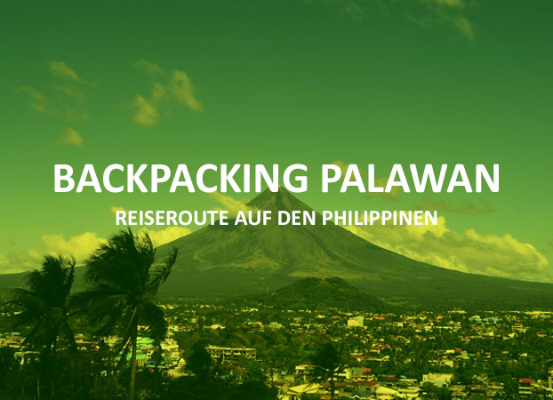 Backpacking Palawan