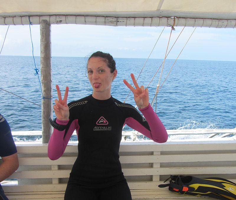 Tauchen mit Fuchshaien – Malapascua Philippinen