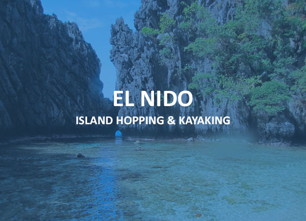 El Nido Philippinen – Islandhopping & Kayaking