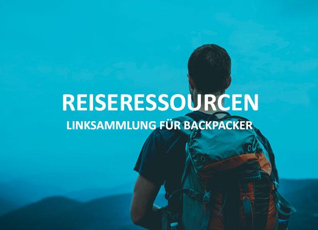 reiseressourcen_speziell für Backpacker