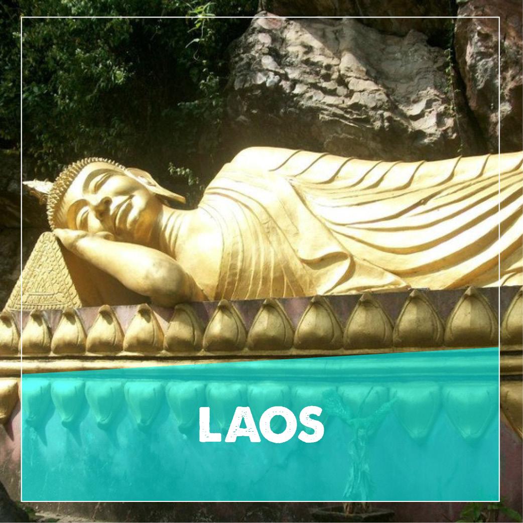 reiseziele laos