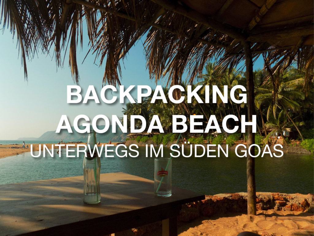 backpacking agonda beach