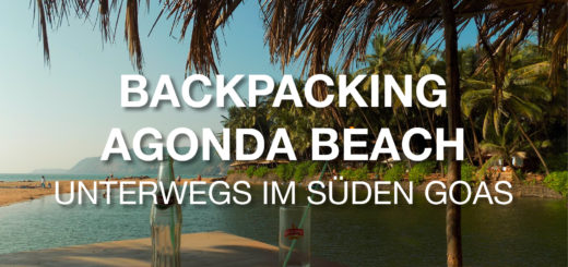 backpacking agonda beach