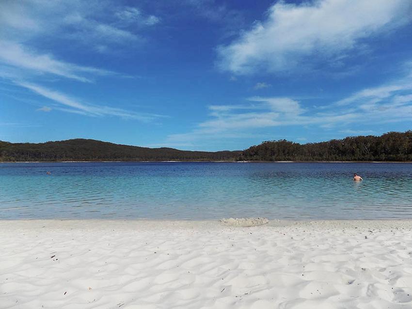 australien fraser island