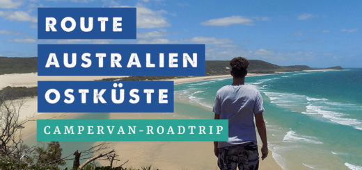 Roadtrip Australien Ostküste