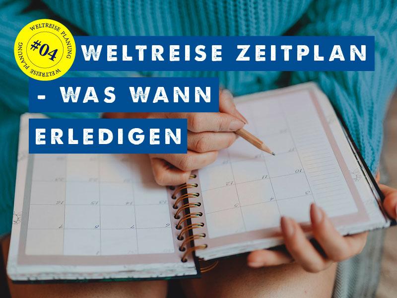 snippets_of_a_traveller_Weltreise-Zeitplan